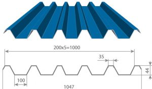Металлопрокат HC-44