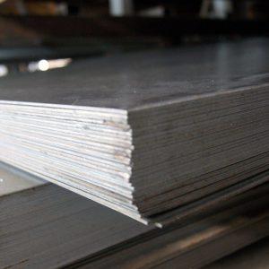 Лист гладкий 1,3х1250х2500 оцинкованный
